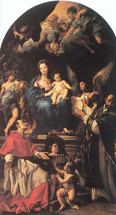 Maratta, Carlo (Italian, 1625-1713) maratta3. The Italian artists