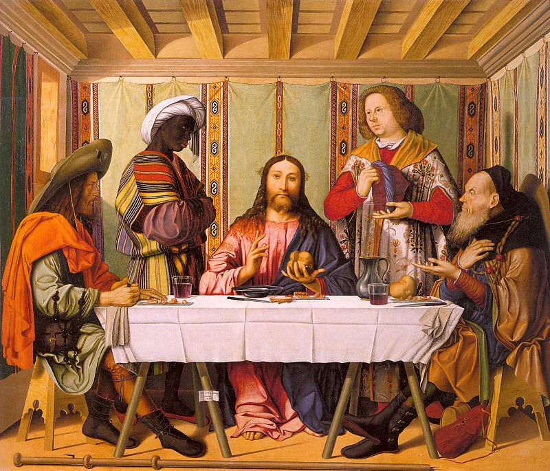 Marziale, Marco (Italian, active 1492-1507). The Italian artists