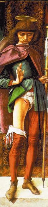 Кривелли, Карло (итальянец, ок. 1430-95). Итальянские художники