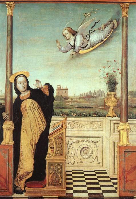 Braccesco, Carlo di (Italian, active 1478-1501). The Italian artists