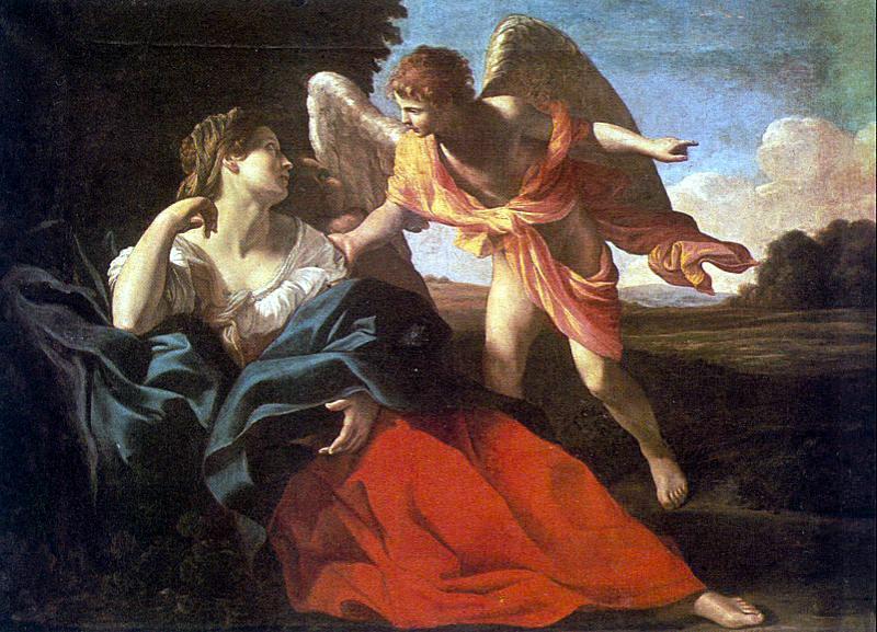 Lanfranco, Giovanni (Italian, 1582-1647). The Italian artists