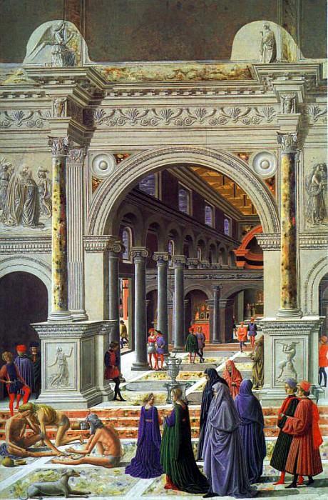 Fra Carnevale (Italian, active 1445-1484). Итальянские художники