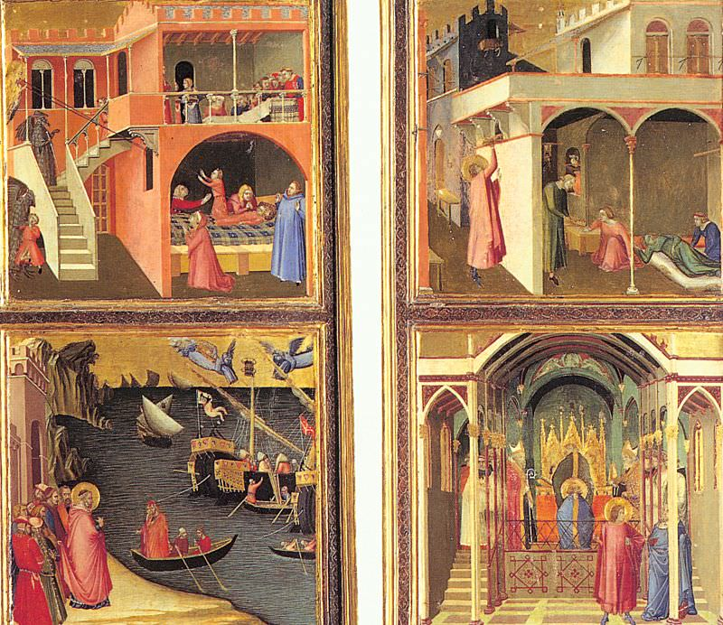 Lorenzetti, Ambrogio (Italian, approx. 1285-1348) alorenzetti1. The Italian artists