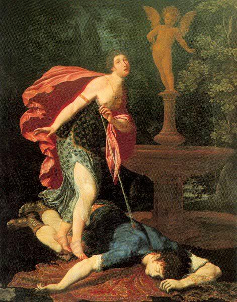 Pagani, Gregorio (Italian, 1558-1605). The Italian artists