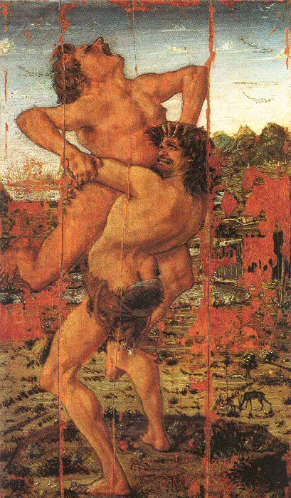 Pollaiuolo, Antonio (Italian, Approx. 1431-1498). The Italian artists
