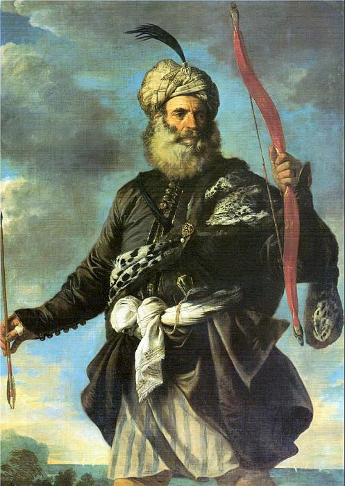 Mola, Pier Francesco (Italian, approx. 1612-1668) 1. The Italian artists