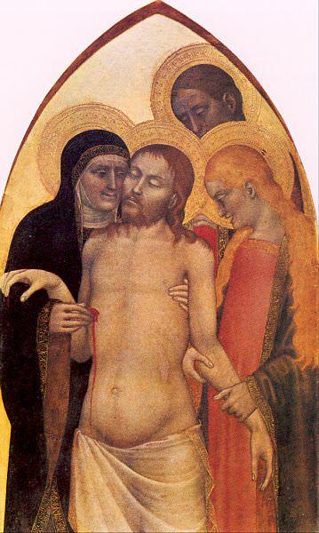 Milano, Giovanni da (Italian, documented 1346-69). The Italian artists