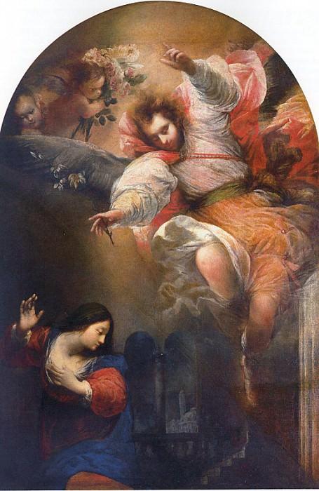 Mazzoni, Sebastiano (Italian, 1611-1678). The Italian artists
