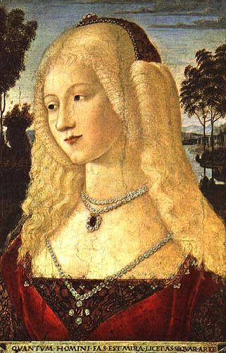 Neroccio (Italian, Active 1446-1500). The Italian artists