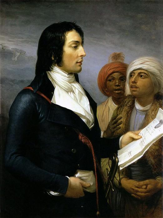 Andrea Appiani General Desaix 1801Large. The Italian artists