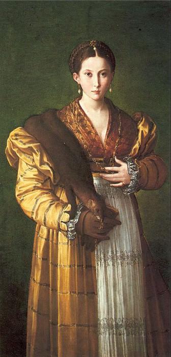 Parmigianino (Italian, 1503-1540) 2. The Italian artists
