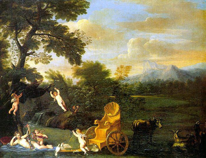 Domenichino (Domenico Zampieri, Italian, 1581-1641) domenichino4. The Italian artists