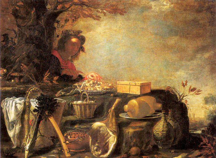 Pini, Giovanni (Italian, documented 1633-35). Итальянские художники