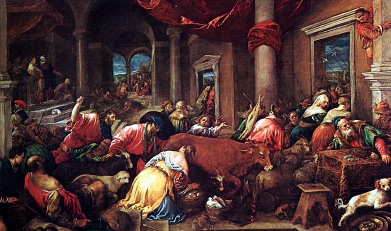 Bassano, Jacopo (Italian, approx. 1510-1592) bassano2. Итальянские художники