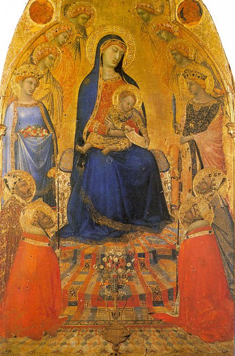 Lorenzetti, Ambrogio (Italian, approx. 1285-1348) alorenzetti5. The Italian artists