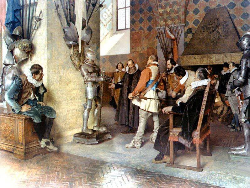 Lessi Tito Comercio de armaduras. The Italian artists