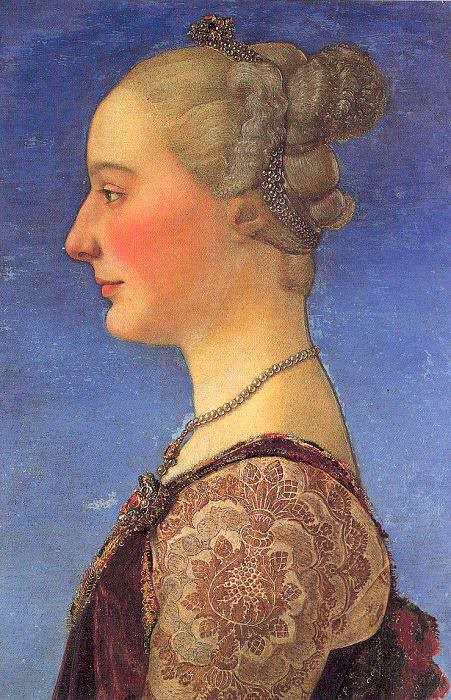 Pollaiuolo, Piero (Italian, 1443-96) 1. The Italian artists
