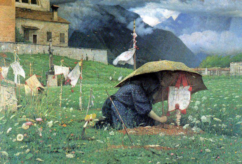 Nono, Luigi (Italian, 1850-1918) 1. The Italian artists