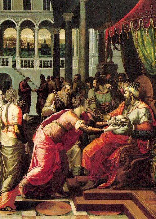 Penni, Giovanni Francesco (Italian, 1488-1528) 1. The Italian artists