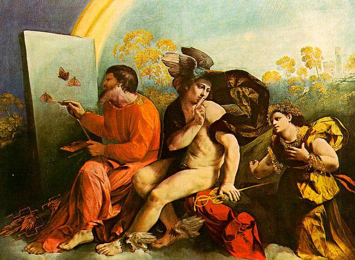 Dossi, Dosso (Giovanni DeLuteri, Italian, 1479-1542) dossi5. The Italian artists