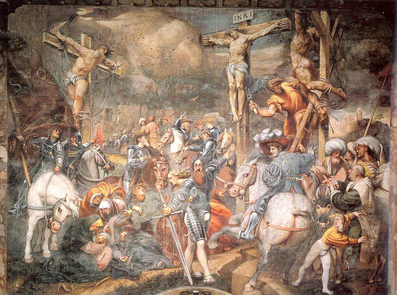 Pordenone (Italian, 1483-1539). Итальянские художники