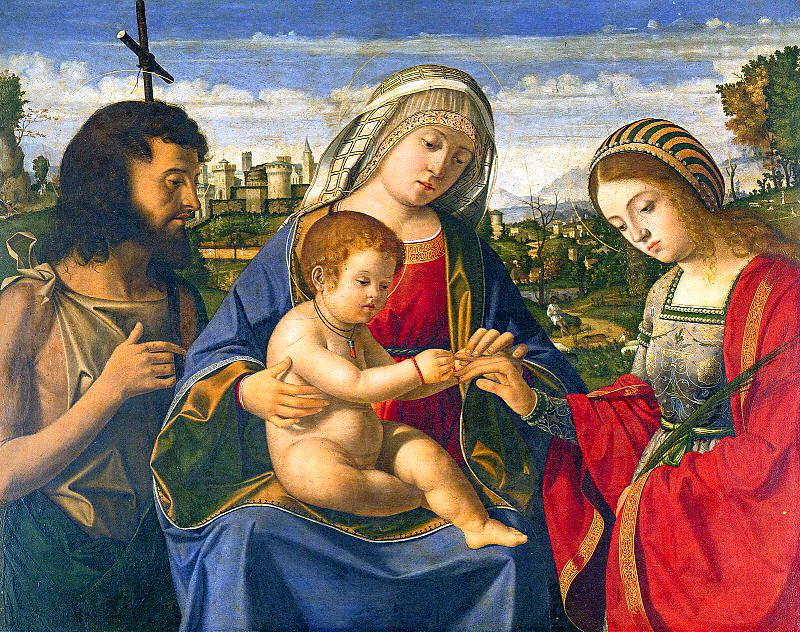 Превитали, Андреа (Italian, 1470-1528) 1. Итальянские художники