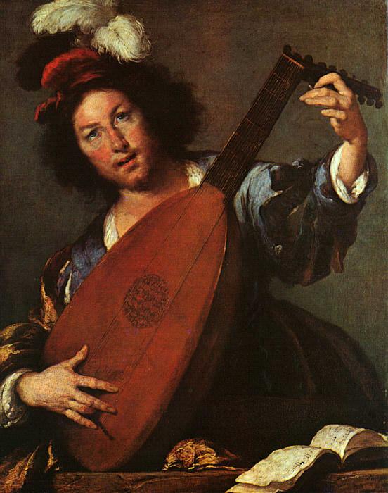 Strozzi, Bernardo (Italian, 1581-1644) 1. Итальянские художники