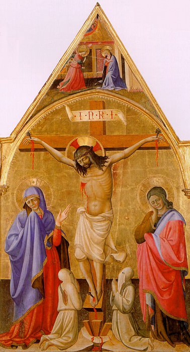 Антонио Фьорентино (итальянец, 14 век). Итальянские художники