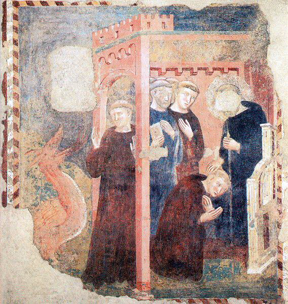 Orvieto, Lello, Attributed to (Italian, Early 1300s) 1. The Italian artists