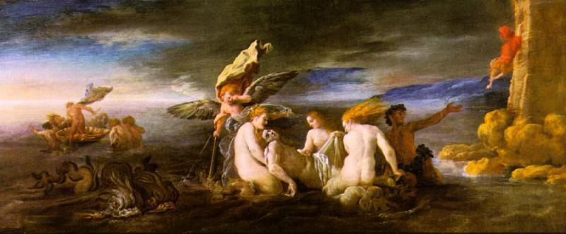 Feti, Domenico (Italian, 1589-1625) feti5. The Italian artists