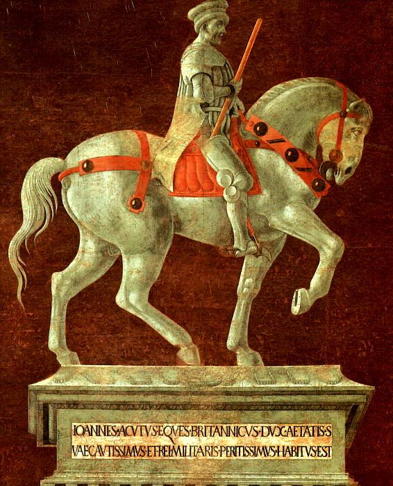 Ucello, Paolo (or Uccello, Italian, 1395-1475) 1. Итальянские художники