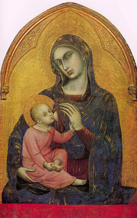 Modena, Barnaba da (Italian, active 1361-1383). Итальянские художники