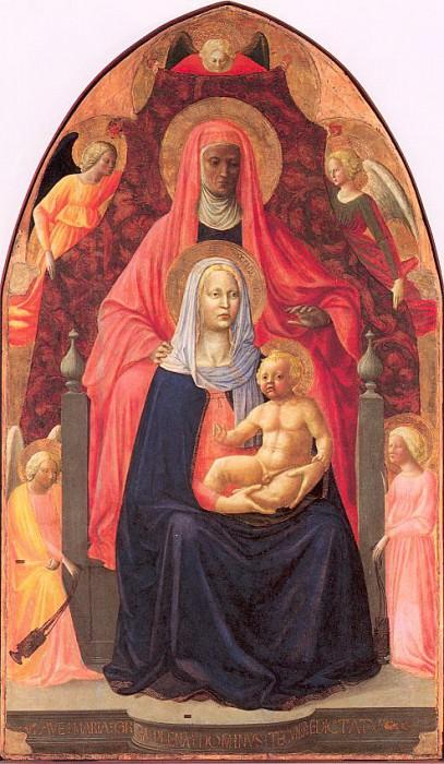 Masolino (Italian, 1383-1447) masolino3. The Italian artists