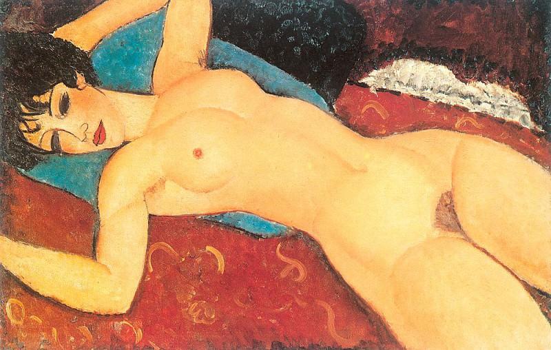 Modigiliani, Amedeo (Italian, 1884-1920) 1. The Italian artists