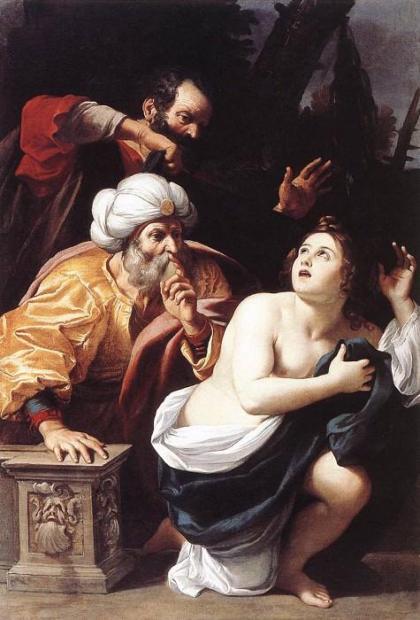 BADALOCCHIO Sisto Susanna And The Elders. The Italian artists