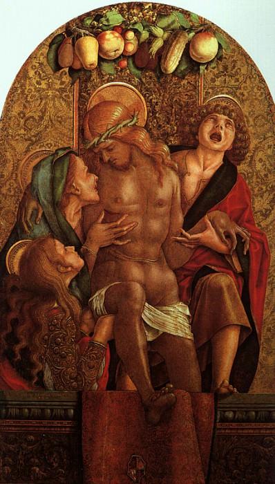 Crivelli, Carlo (Italian, approx. 1430-1495) crivell3. The Italian artists