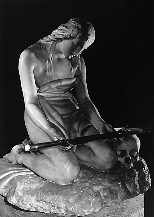 Maddalena penitente WTI. The Italian artists