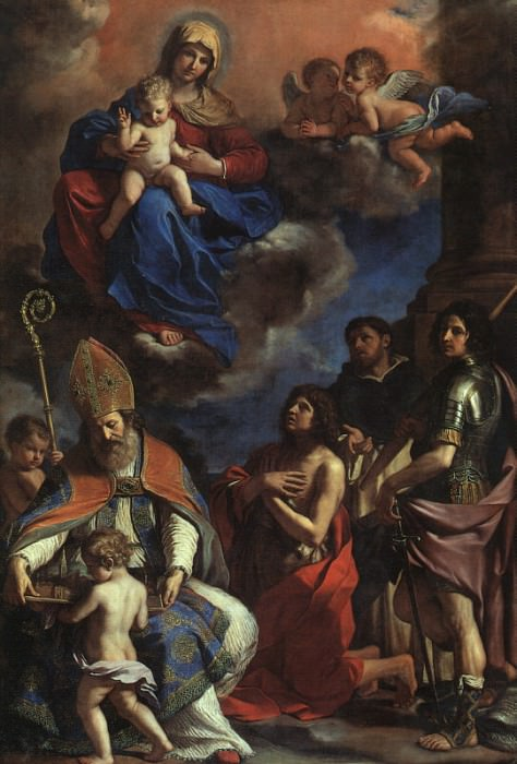 Guercino (Giovanni Francesco Barbieri, Italian, approx. 1591-1666) guercin2. The Italian artists