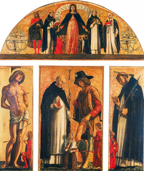 Murano, Andrea da (Italian, died 1512). Итальянские художники