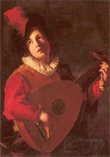 Manfredi, Bartolomeo (Italian, approx. 1580-1621) manfredi3. Итальянские художники