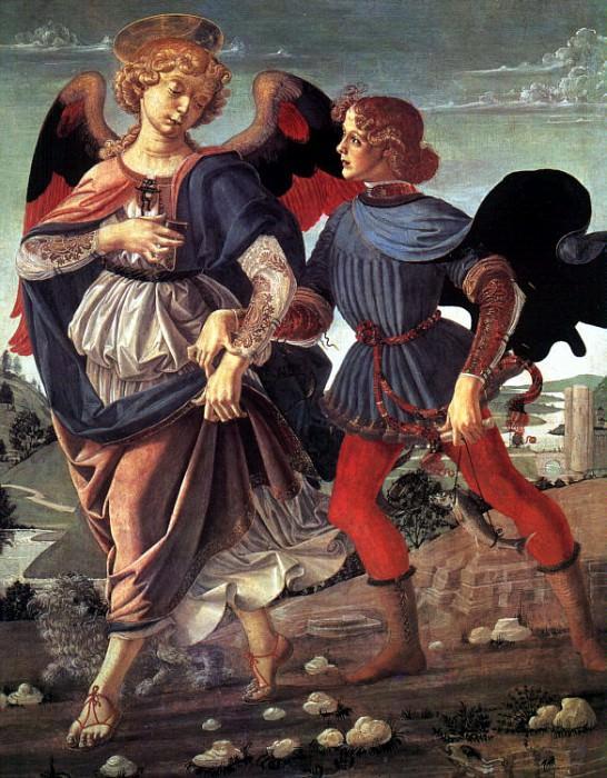 Verrocchio, Andrea della, Follower of (Italian, 1400s). Итальянские художники