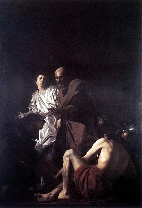 CARACCIOLO Giovanni Battista liberation Of St Peter. The Italian artists
