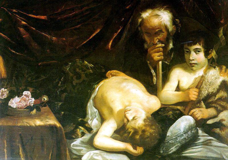 Cagnacci, Guido (Italian, 1601-1681). The Italian artists
