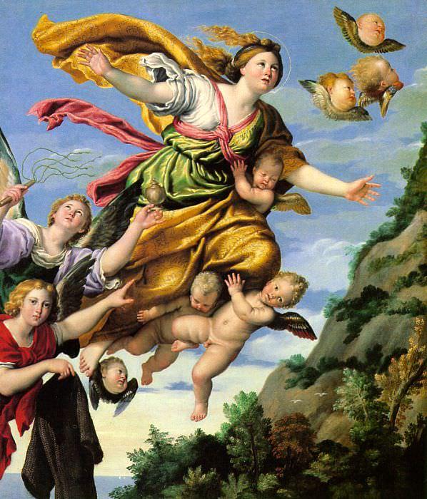 Domenichino (Domenico Zampieri, Italian, 1581-1641) domenichino5. The Italian artists