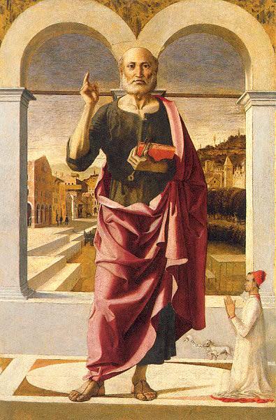 Montagna, Bartolomeo (Italian, 1450-1523) 1. The Italian artists
