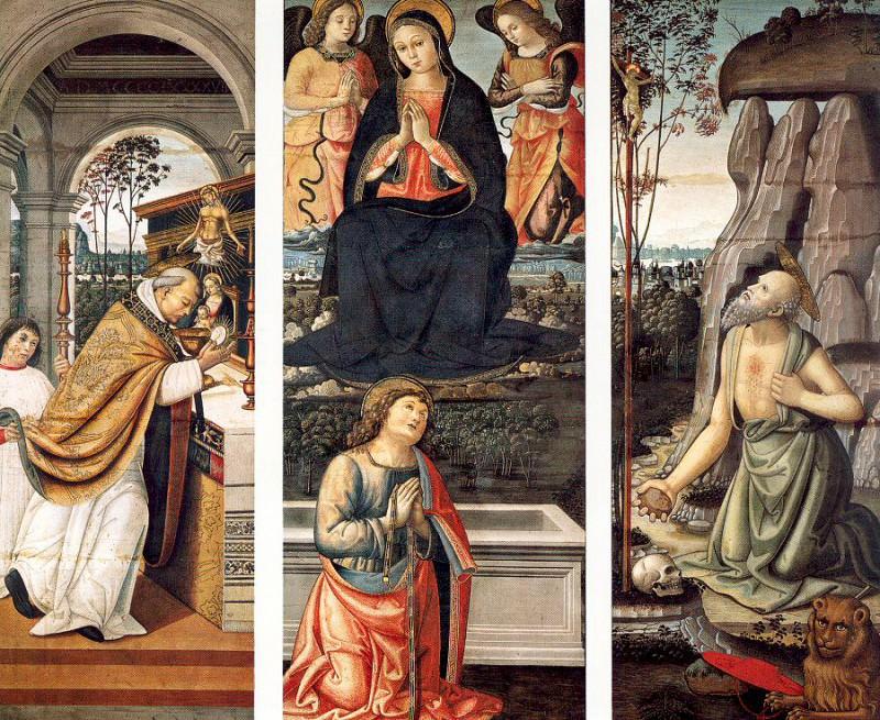 Pastura, Il (Italian, 1450-before 1516). Итальянские художники