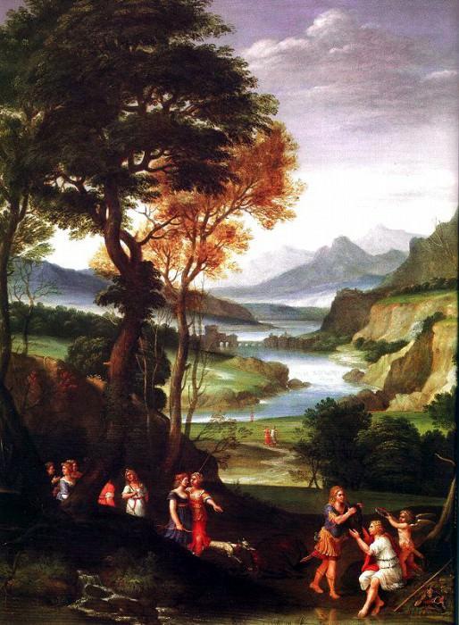 viola1. Итальянские художники