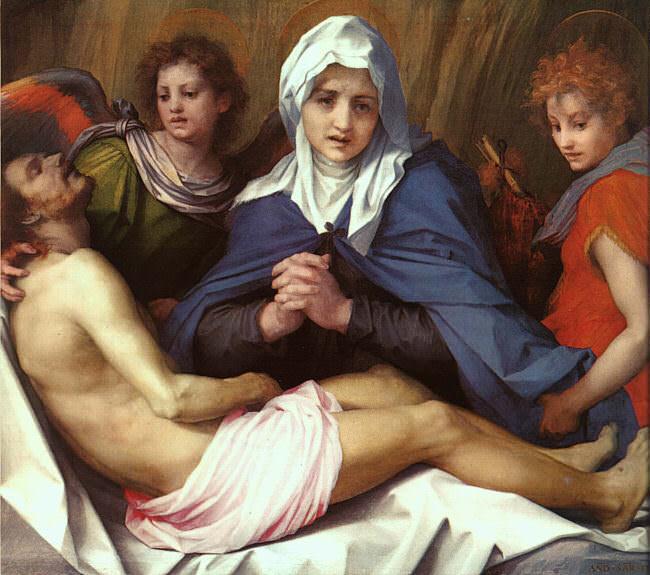 Sarto, Andrea del (Italian, 1486-1531) 5. Итальянские художники