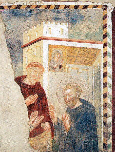 Orvieto, Lello, Attributed to (Italian, Early 1300s). Итальянские художники