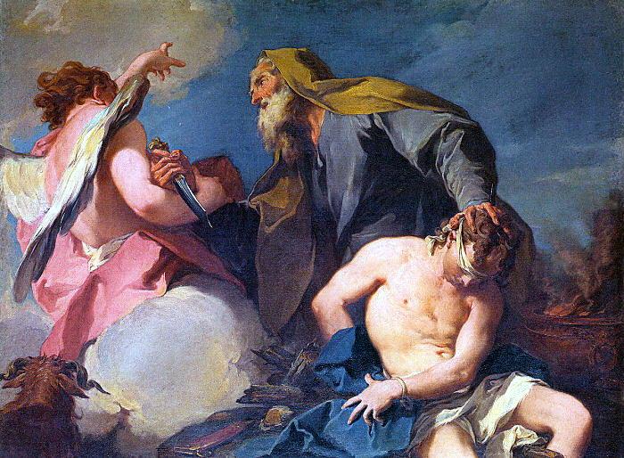 Pittoni, Giambattista (Italian, 1687-1767) 2. The Italian artists
